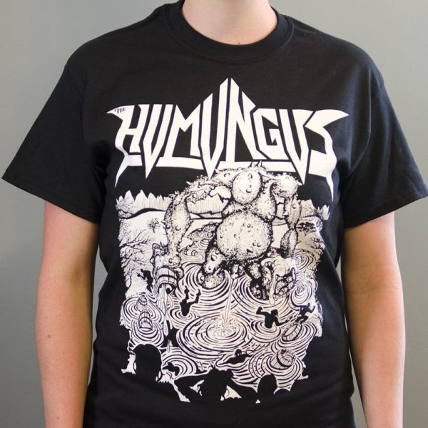 Humungus - Drinking a Beer Shirt